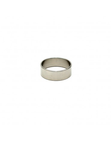 Rimba - Stainless steel. solid cockring. 1.5 cm. wide