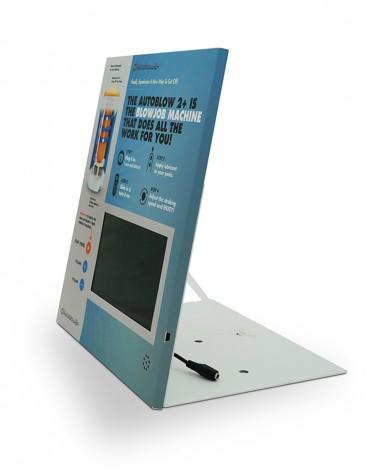 Autoblow Video Screen Display