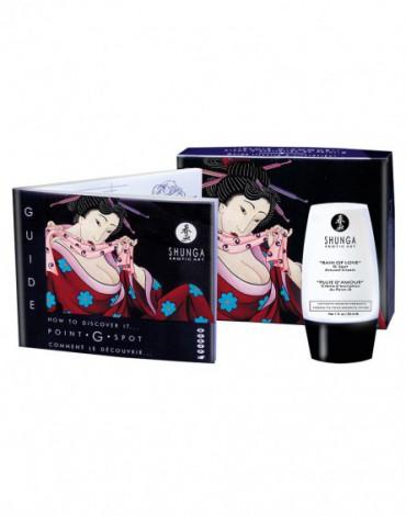 Shunga - Rain of Love - G-Punkt-Erregungscreme - 30 ml
