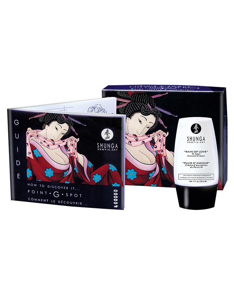 Shunga  - Rain of Love - G-Spot Arousal Cream