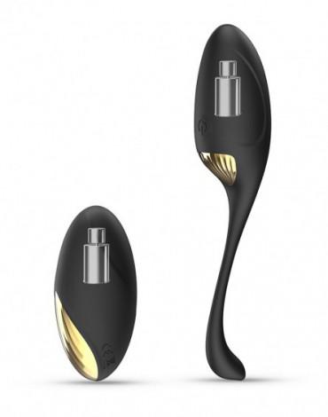 Dorcel - Secret Orgasm - Remote Control Egg - Black 6072424