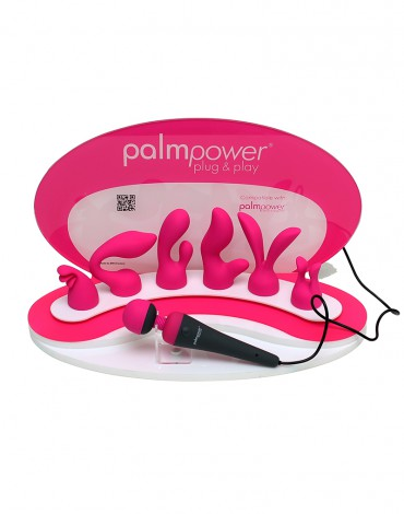 Palm Power Display incl. Tester