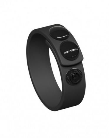 Love to Love - Hero Ring - Adjustable Cock Ring - Black