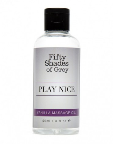 Fifty Shades of Grey - Vanille Massage Olie - 90 ml