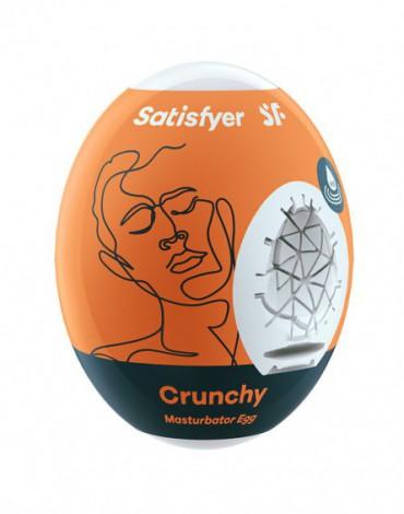 Satisfyer - Crunchy - Mini Masturbator