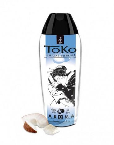 Shunga - Toko Coconut Water - Glijmiddel op waterbasis - 165 ml