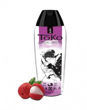 Shunga - Toko Lustful Lychee - Glijmiddel op waterbasis - 165 ml
