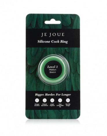 Je Joue - C-Ring Medium - Cockring - Grün