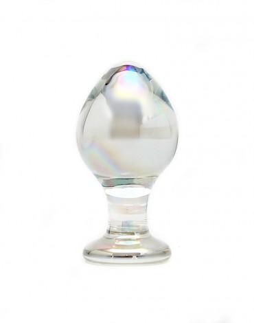 Rimba Sensual Glass - Zelda - Glass Plug