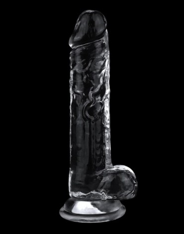 Love Toy - Flawless Clear Dildo 19 cm