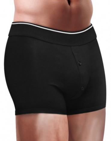 Love Toy - Unisex Strap-On Shorts L (96 - 106 cm waist) - Black