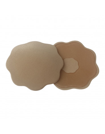 Silk-Silicone Nipple Covers 2 pairs