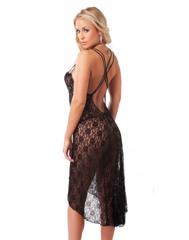 Rimba - Lovely Nightdress + G-string