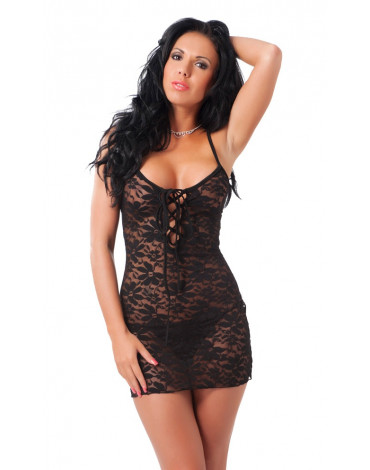Rimba - Sexy Mini Kleid + G-String