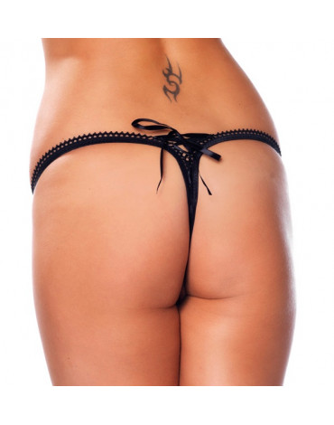 Rimba - G-String with lace