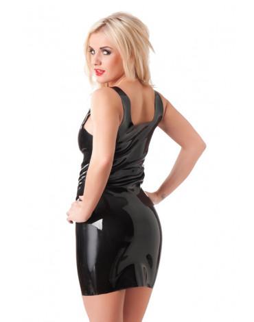 Rimba - Mini Dress with zipper in front