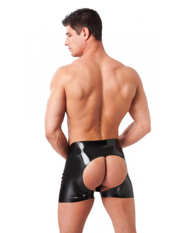 Rimba - Men's Shorts with open backside