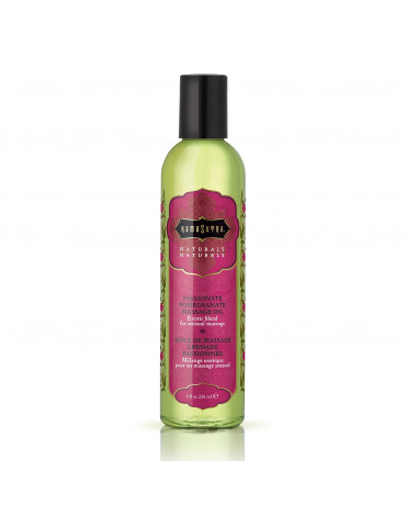 Kamasutra - Naturals Massage oil - Granaatappel