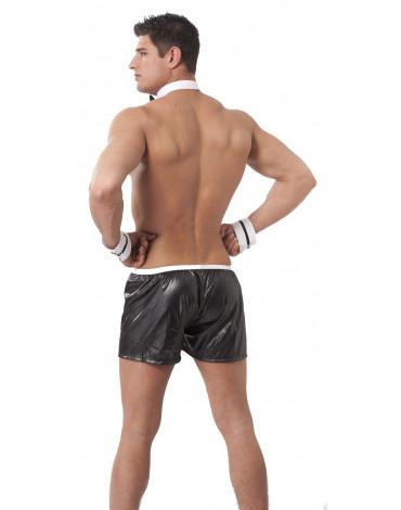 Rimba - Disfraz hombre sexy camarero, set 4 piezas