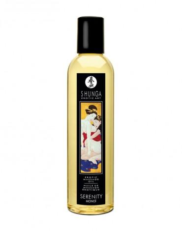 Shunga - Aceite de Masaje - Serenity Monoï 250 ml