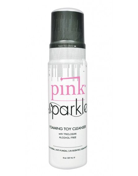 Pink Toy Cleaner 237 ml