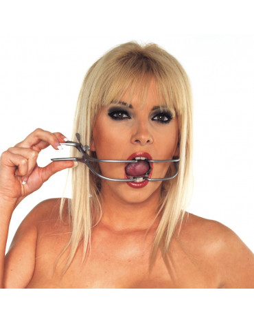 Rimba - Mouth gag (Jennings stainless steel)