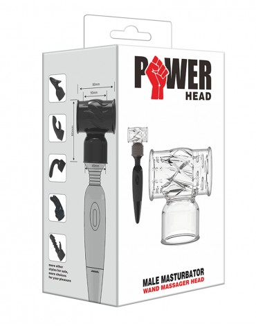 POWER - Massager Head Hummer Male