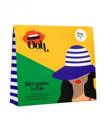 Ooh by Je Joue - Rio Pleasure Box