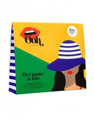 Ooh by Je Joue - Rio Pleasure Box