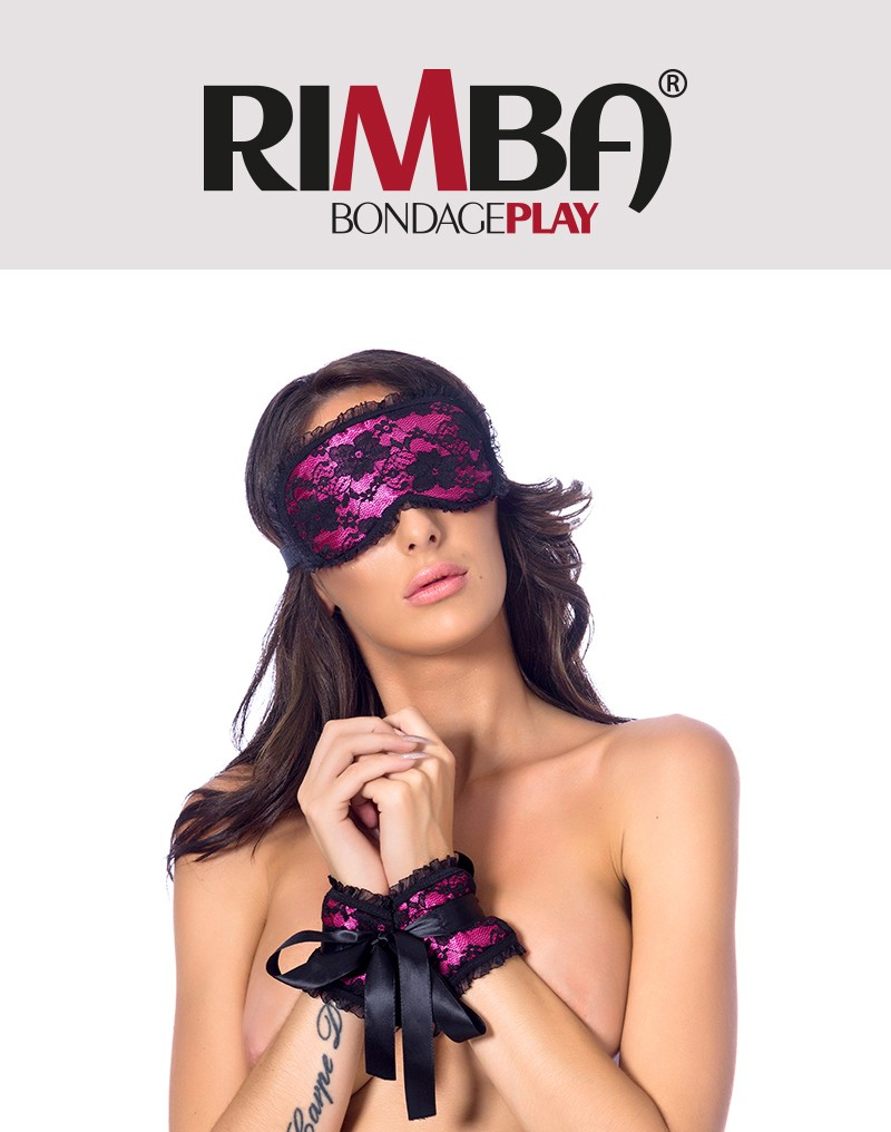 Rimba Bondage Play