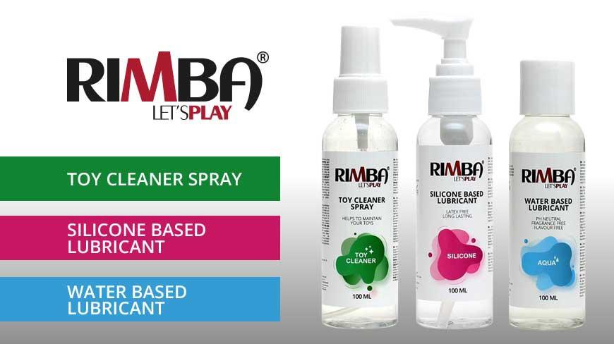 Rimba lubricants and toycleaner