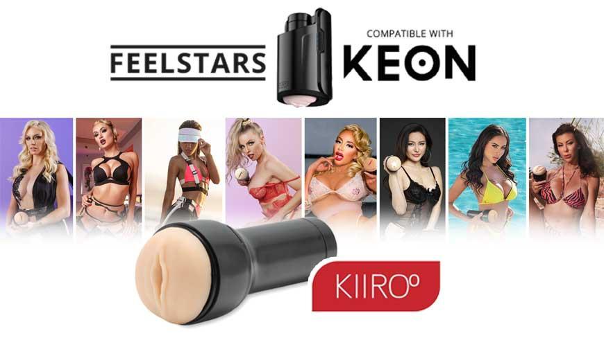 Kiiroo FeelStars Collection