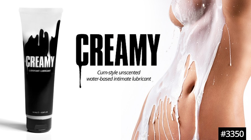 Creamy Lubricant