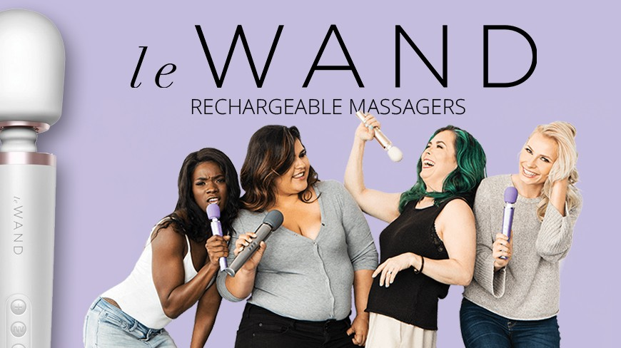 Le Wand Luxury Rechargeable Massagers