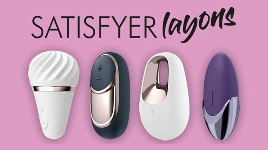 SATISFYER LAYONS