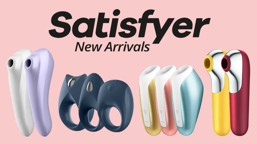 Satisfyer New Arrivals