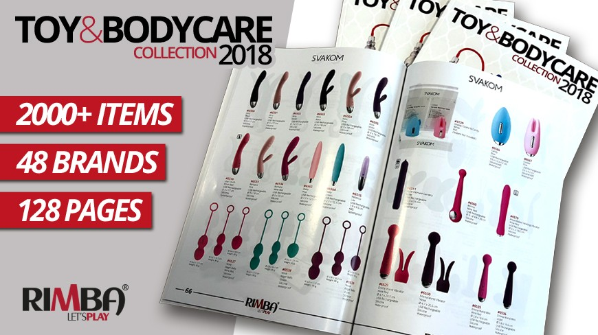 Rimba Toy and Bodycare 2018