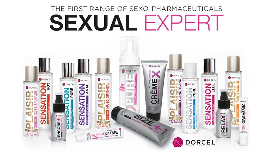 NEW: Dorcel Lubricants & Massage
