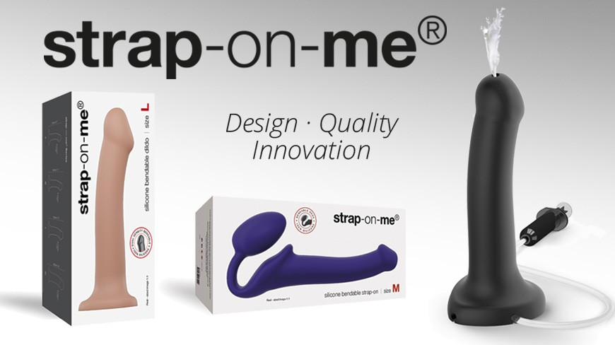 NEW: Strap-On-Me