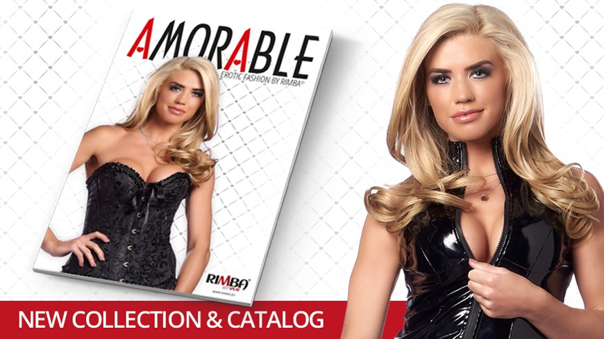 AMORABLE NEW COLLECTION AND CATALOG